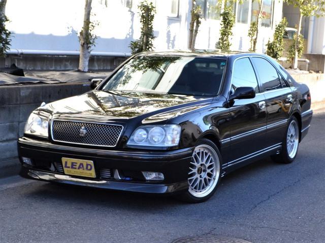 トヨタ アスリートVX 300台限定車 VX専用純正タービン