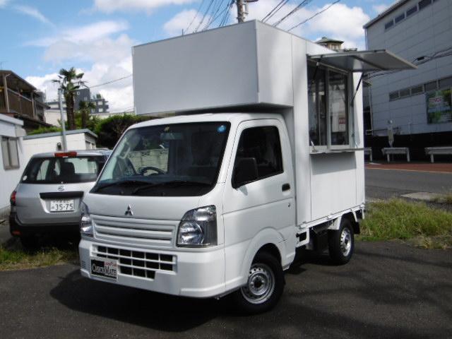 三菱 M 誤発進抑制装置 移動販売車 キッチンカー BOX部新品