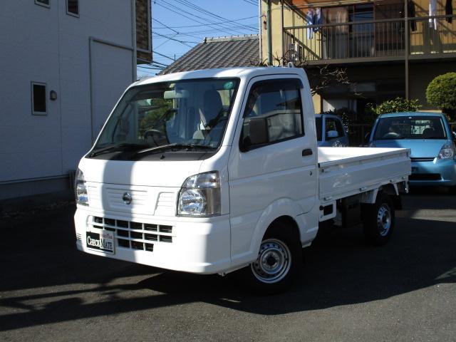 日産 NT100クリッパートラック DX オートマ エアコン パワステ ワンオーナー車