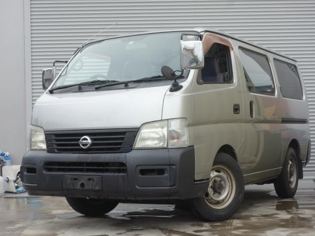 日産 ロングDX 5ドア 買取車