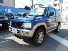 パジェロミニX 4WDキーレス走行30000キロ検32年10月