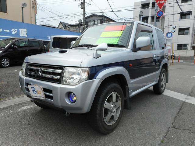 三菱 VR 4WDターボMT5速Tベル交換済検33年4月