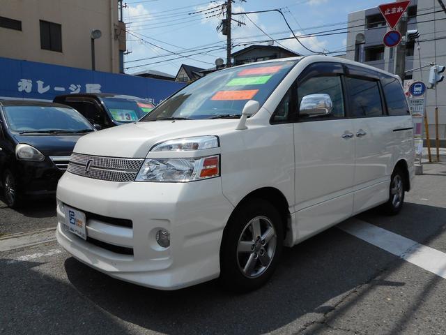 トヨタ Z 煌 両自動ドアHIDHDDナビ地デジBカメラ