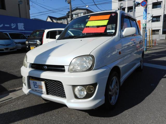 スバル RS スーチャーMT5速Tベル交換済検R3年5月