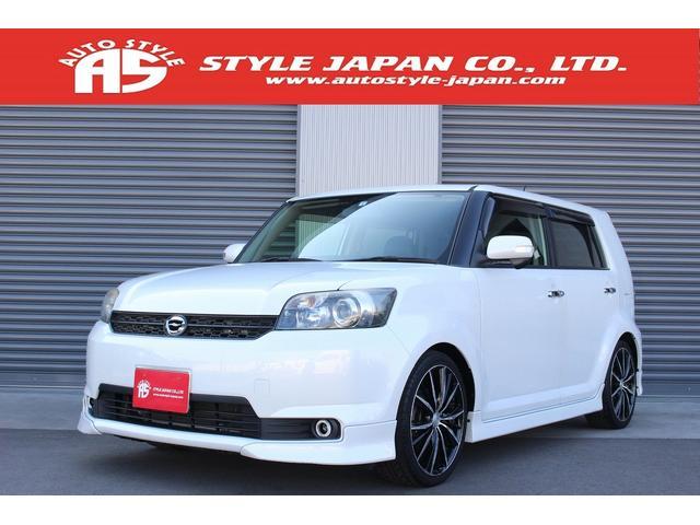 トヨタ カローラルミオン 1.8S エアロツアラー 後期モデル/スマートキー/社外ナビ/TV/革調シートカバー/キセノンライト/Bluetooth/