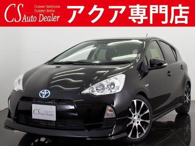トヨタ G 新品17AWローダウン スマートエントリーPKG エアロ