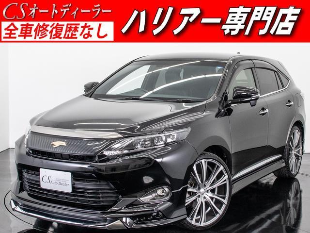 トヨタ ハリアー エレガンス 新品WALDエアロ 新品22アルミ...