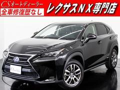 NXNX300hーI 専用黒革シート シートヒーター ナビTV