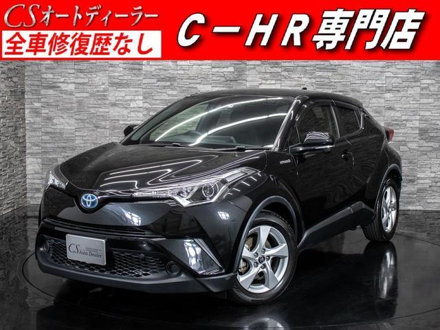 トヨタ C-HR S SDナビ Bluetoothオーディオ バックカメラ禁煙