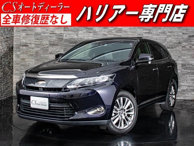 トヨタ プレミアム サンルーフ 黒H革 プリクラッシュ Bモニター