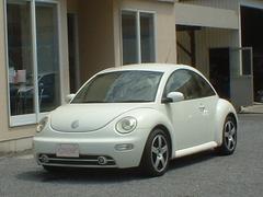 VW ニュービートルベースグレード 本革 HDDナビ HID ETC