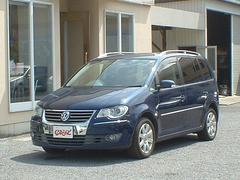 VW ゴルフトゥーランTSI ハイライン ナビ地デジTVバックカメラ ETC
