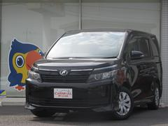 ヴォクシーX8人 ID車両 フルセグナビ DVD スマートキー