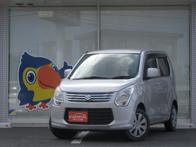 スズキ FX メモリーナビ キーレス 保証付  埼玉 軽自動車