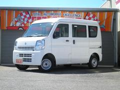 エブリイPA パートタイム4WD