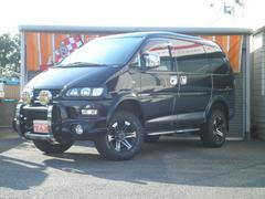 デリカスペースギア20thアニバーサリーリミテッド ナビ TV 4WD