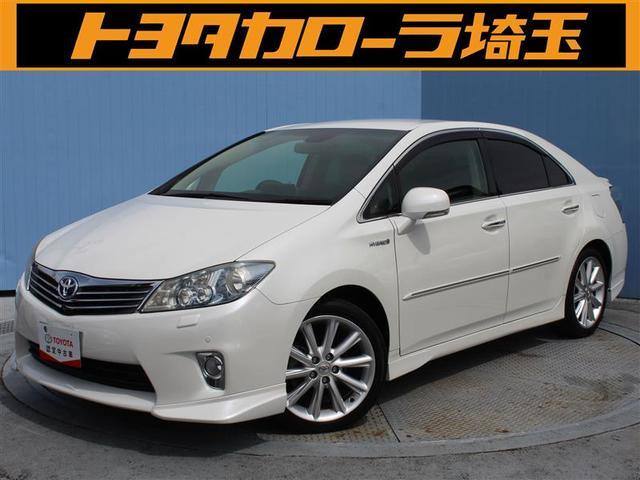 トヨタ SAI G HDDナビ・ETC・バックモニター