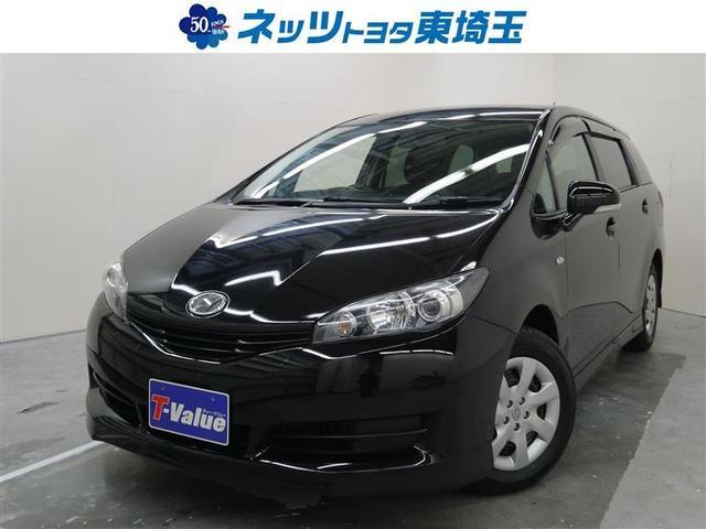 トヨタ 1.8X HIDセレクション 7人乗り純正ワンセグSDナビ