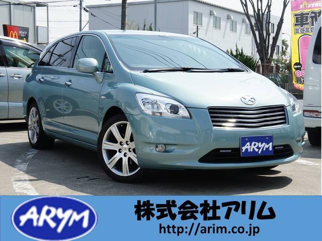 トヨタ 240GナビTVスマートキーHIDパワーシート電格ミラー