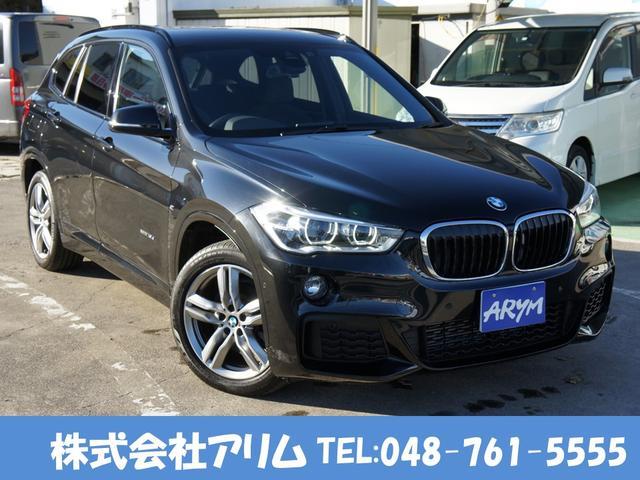 BMW xDrive 18d Mスポーツ HDDナビ ETC スマートキー プッシュスタート LED 電動リアゲート バックカメラ アイドリングストップ