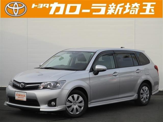 トヨタ 1.5G エアロツアラー スマートキー メモリーナビ ETC