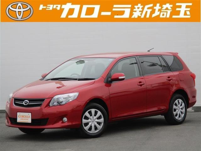トヨタ 1.5X Gエディション DVDナビ スマートキ- ETC
