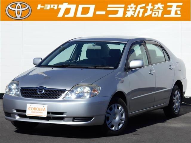 トヨタ G DVDナビ キーレスエントリー ワンオーナー CD