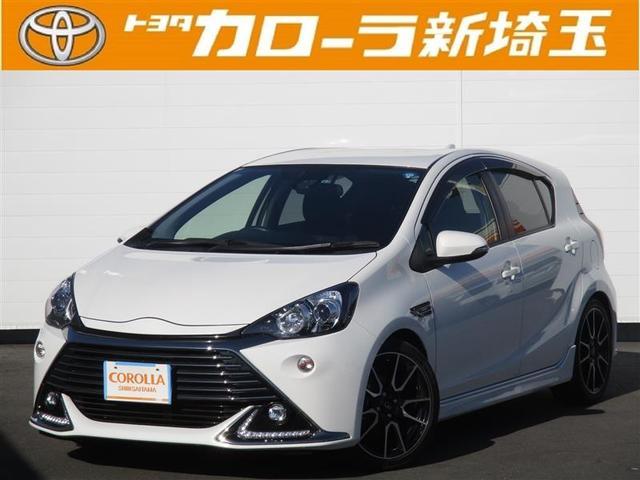 トヨタ G'S CD フルエアロ スマートキ- 純正アルミ HID