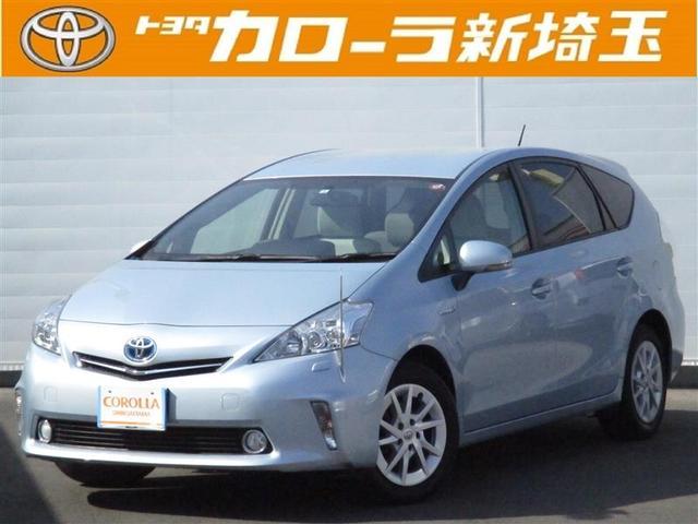 トヨタ S HDDナビ フルセグ 3列シート 点検記録簿 ABS