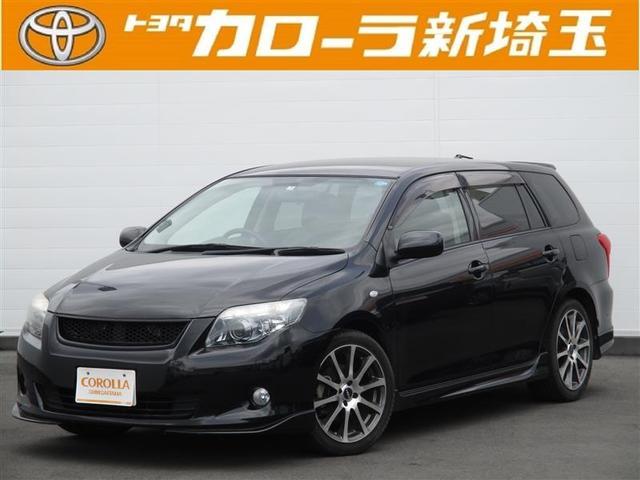 トヨタ 1.5X Gエディション スマートキ- ETC ローダウン