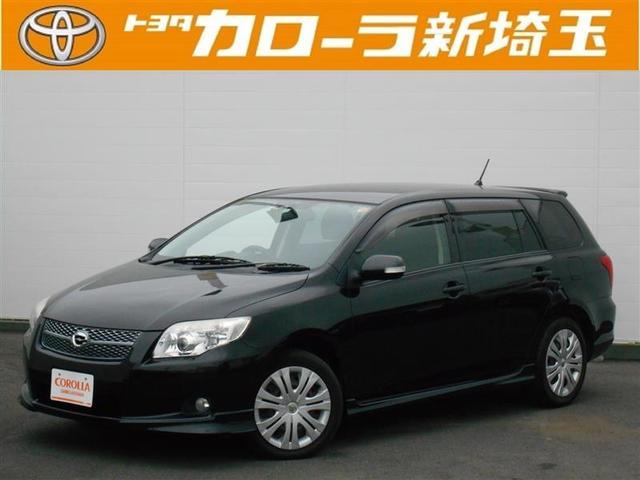 トヨタ 1.8Xエアロ フルセグ スマートキ- バックモニター CD