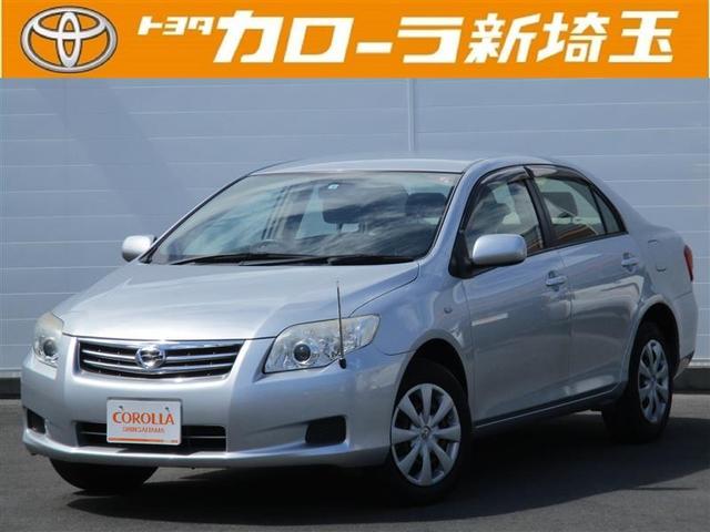 トヨタ X HIDリミテッド ワンセグ CD&DVD再生可能 ETC