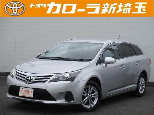 トヨタ アベンシスワゴン Xi イモビライザー スマートキ- HDDナビ フルセグ