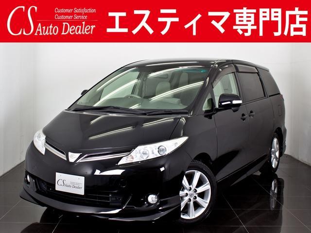 トヨタ G 新品本革 地デジHDDシアターPKG 両側自動ドア