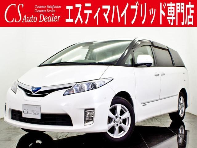 トヨタ G HDDナビ地デジ新品本革両側自動ドア1オーナーETC