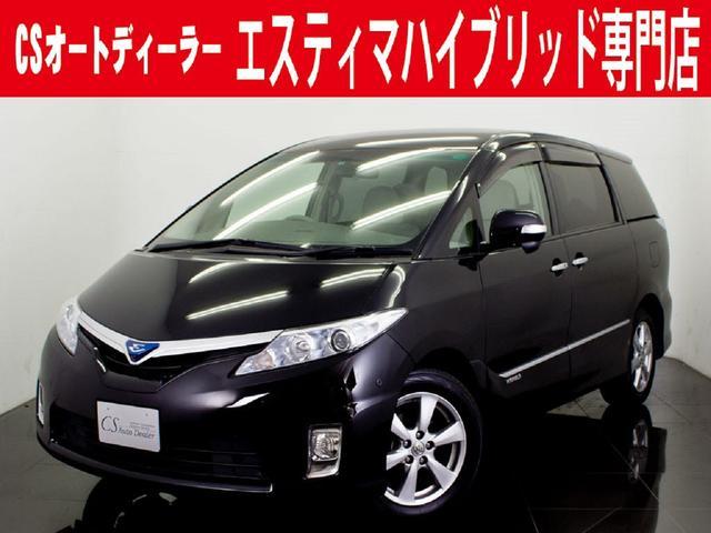 トヨタ G 新品本革 HDDナビ フルセグ 両側自動ドア クルコン