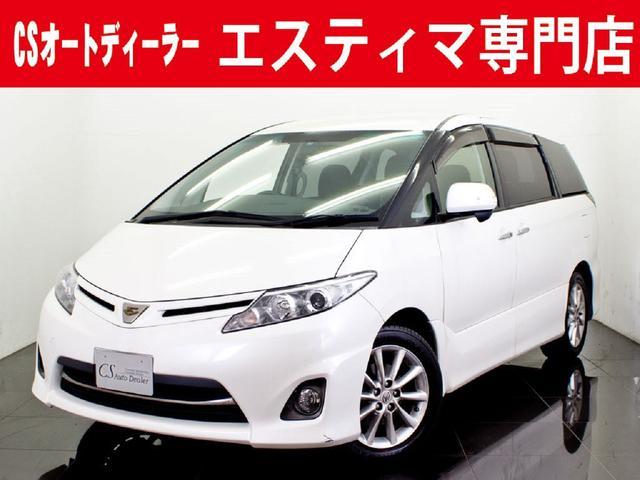 トヨタ 3.5アエラス Gエディション 両自ドア HDDナビ ETC