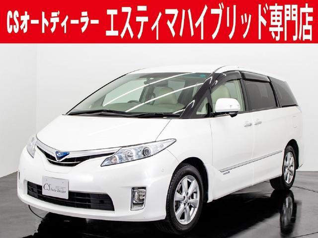 トヨタ G 両側自動ドア パーキングアシスト 本革調 後席モニター