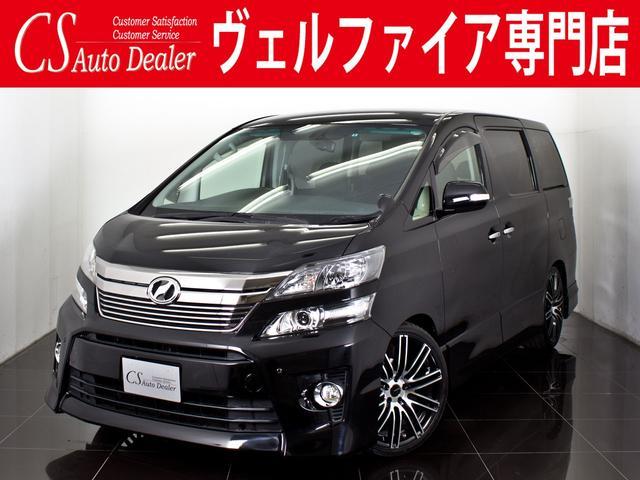 トヨタ 2.4Z Gエディション 新品本革 20AW LD 禁煙車