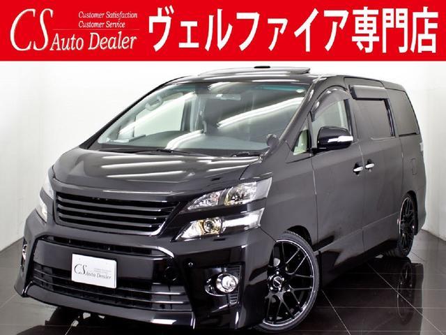 トヨタ 3.5Z ゴールデンアイズII サンルーフ 両自ドア