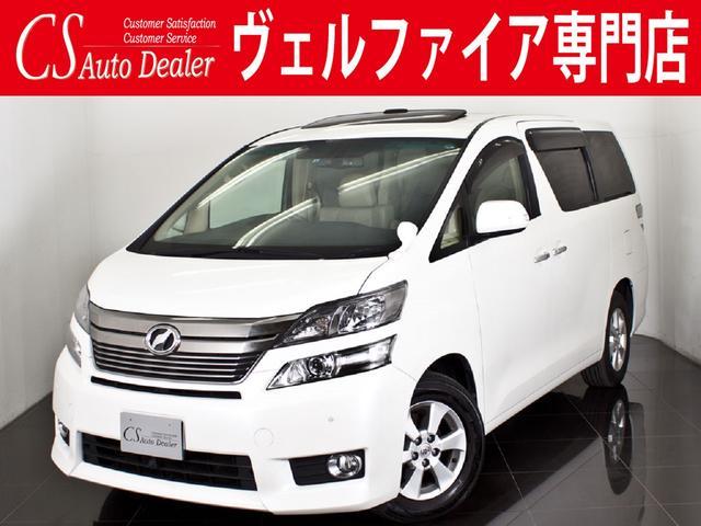 トヨタ 3.5V Lエディション 4WD 本革 SR 両自ドア