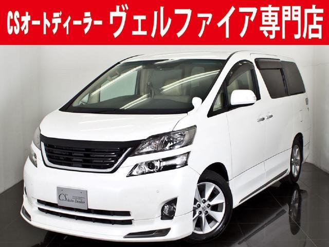 トヨタ 2.4V プレミアムSS モデリスタエアロ 地デジ