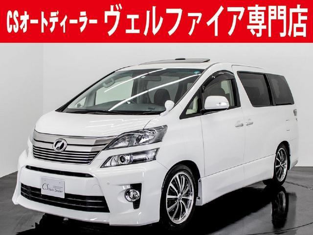 トヨタ 2.4Z ツインサンルーフ 両自ドア FDモニタ- Cソナー