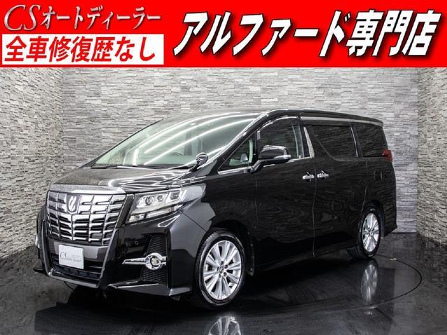 トヨタ 3.5SA Cパッケージ BIG-Xナビ 黒H革後席モニター