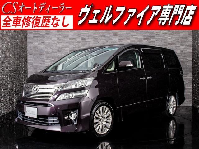 トヨタ 3.5Z G-ED 4WD HDDナビ 後席モニタ 両自ドア