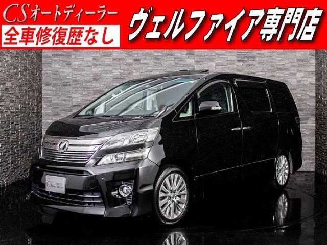 トヨタ 2.4Z-G 黒本革 サンルーフ ALPINEナビ フルセグ
