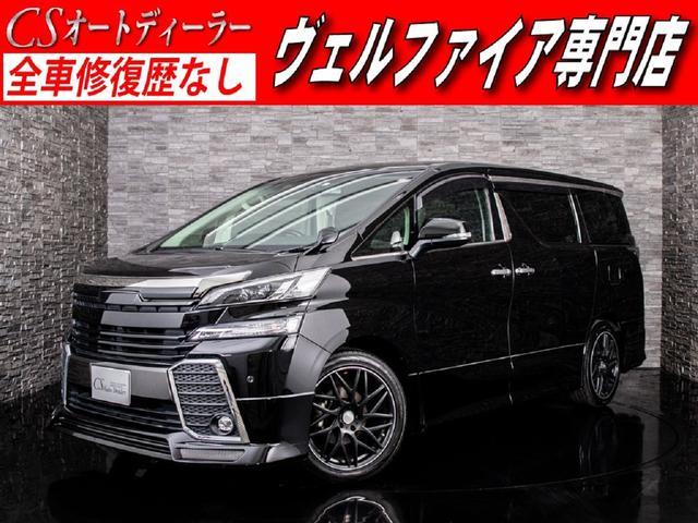 トヨタ 3.5ZA G-ED ワンオーナー BIG-X&リアモニター