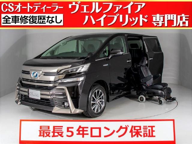 トヨタ ZR 脱着式サイドリフトアップ装着車/黒H革/両側自動スライドドア/アルパイン8型メモリーナビ/フルセグ/バックカメラ/フロントガーニッシュ