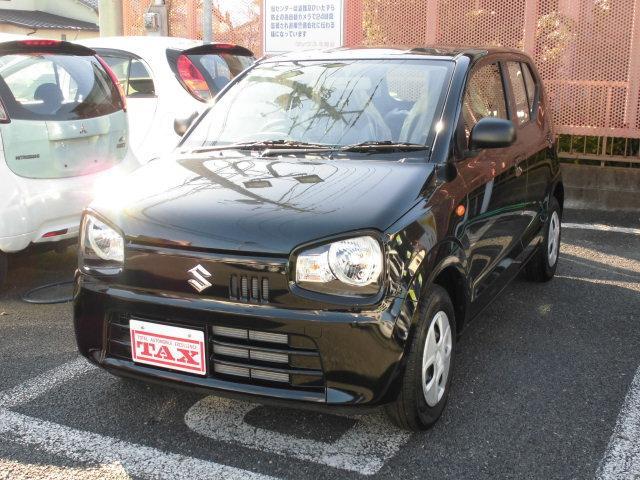 スズキ L Wエアバッグ ABS キーレス 届出済未使用車