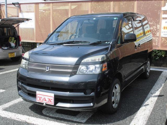 トヨタ ヴォクシー X 8人乗り 両側電動スライドドア 純正HDDナビ バックカメラ リモコンキー付